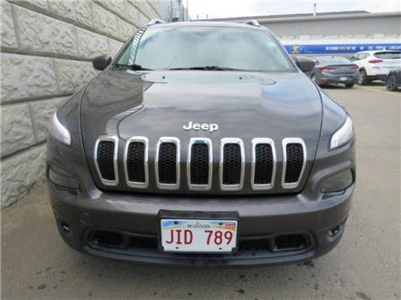 2015 Jeep Cherokee North (Stk: D00211A) in Fredericton - Image 1 of 17
