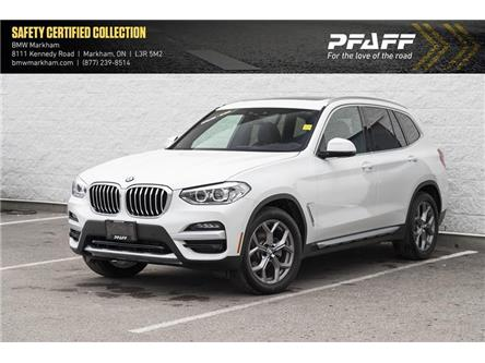 2020 BMW X3 xDrive30i (Stk: U12940) in Markham - Image 1 of 18