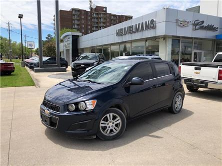 2016 Chevrolet Sonic LT Auto (Stk: 20035A) in Chatham - Image 1 of 11