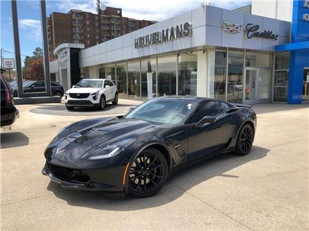 2017 Chevrolet Corvette Grand Sport (Stk: L203A) in Chatham - Image 1 of 21