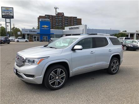 2019 GMC Acadia Denali (Stk: K108A) in Chatham - Image 1 of 19