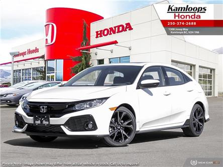 2020 Honda Civic Sport (Stk: N14947) in Kamloops - Image 1 of 23