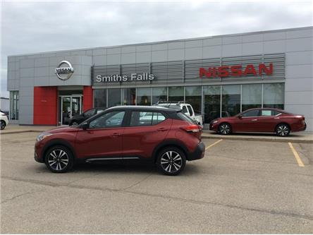 2020 Nissan Kicks SR (Stk: 20-087) in Smiths Falls - Image 1 of 13