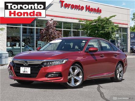 2018 Honda Accord Sedan  (Stk: H40265T) in Toronto - Image 1 of 27