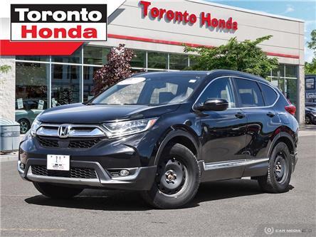 2017 Honda CR-V Touring (Stk: H40221T) in Toronto - Image 1 of 27