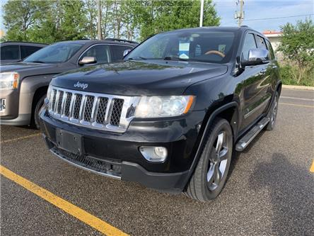 2012 Jeep Grand Cherokee Overland (Stk: 014561) in Sarnia - Image 1 of 10