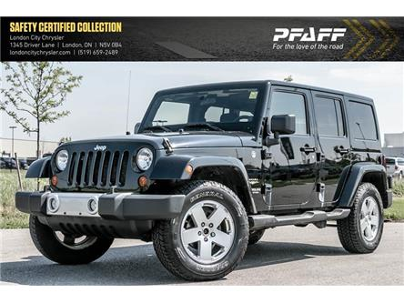 2011 Jeep Wrangler Unlimited Sahara (Stk: LU8788) in London - Image 1 of 17