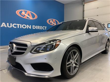 2016 Mercedes-Benz E-Class Base (Stk: 16-176954) in Lower Sackville - Image 1 of 12