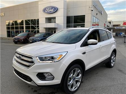 2017 Ford Escape Titanium (Stk: OP20153) in Vancouver - Image 1 of 26
