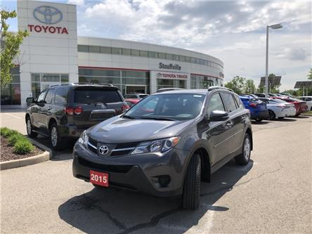 2015 Toyota RAV4 LE (Stk: P2178) in Whitchurch-Stouffville - Image 1 of 13