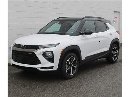 2021 Chevrolet TrailBlazer RS (Stk: 21001) in Peterborough - Image 1 of 3