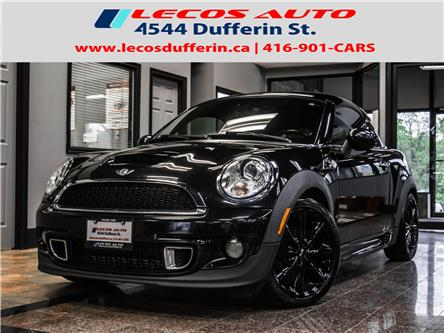 2012 MINI Cooper S Base (Stk: 155332) in Toronto - Image 1 of 17