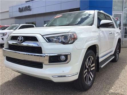 2019 Toyota 4Runner SR5 (Stk: 217088) in Brooks - Image 1 of 24