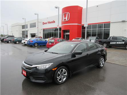 2018 Honda Civic LX (Stk: 28374LA) in Ottawa - Image 1 of 14