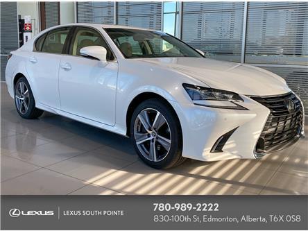2019 Lexus GS 350 Premium (Stk: L900697) in Edmonton - Image 1 of 18