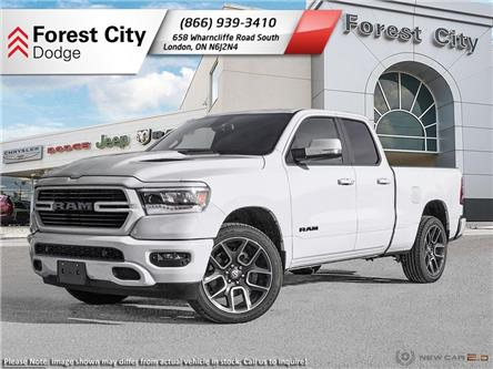 2020 RAM 1500 Sport/Rebel (Stk: 20-R003) in London - Image 1 of 23