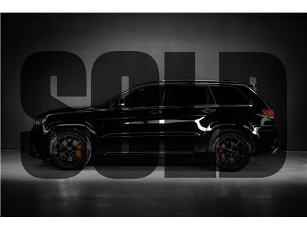 2018 Jeep Grand Cherokee Trackhawk (Stk: JP001) in Woodbridge - Image 1 of 19