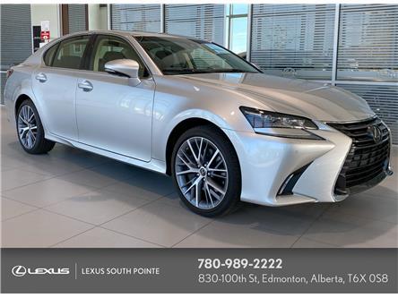 2019 Lexus GS 350 Premium (Stk: L900253) in Edmonton - Image 1 of 17