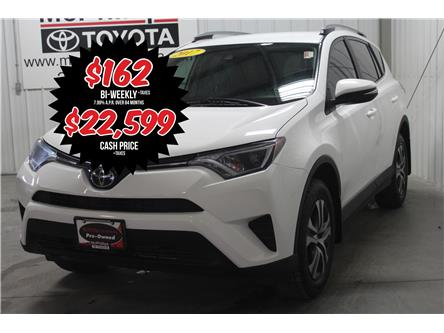2017 Toyota RAV4 LE (Stk: C104273A) in Winnipeg - Image 1 of 14