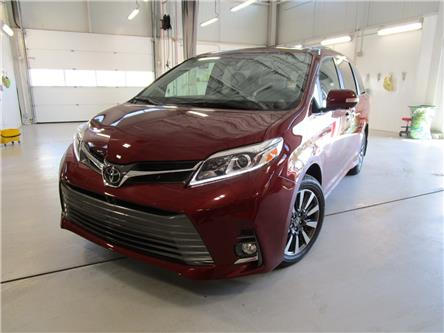 2020 Toyota Sienna XLE 7-Passenger (Stk: 209153) in Moose Jaw - Image 1 of 37
