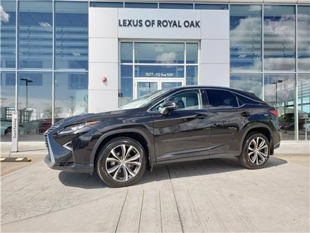 2017 Lexus RX 350 Base (Stk: L20087A) in Calgary - Image 1 of 25