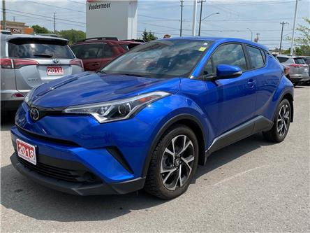 2018 Toyota C-HR XLE (Stk: TW112A) in Cobourg - Image 1 of 21