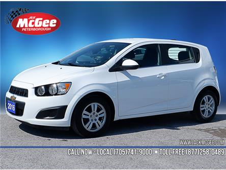 2016 Chevrolet Sonic LT Auto (Stk: P16088) in Peterborough - Image 1 of 18