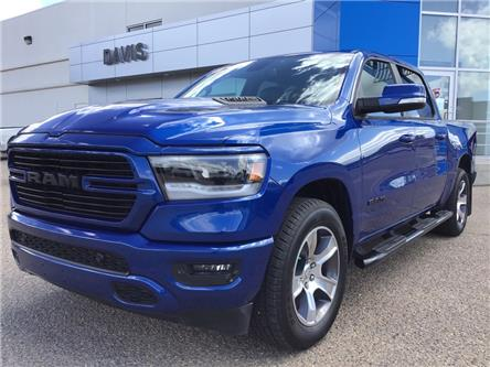 2019 RAM 1500 Sport (Stk: 217523) in Brooks - Image 1 of 24