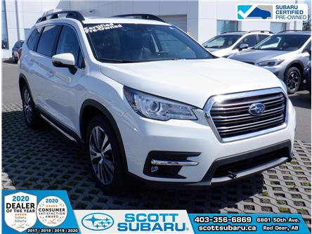 2019 Subaru Ascent Limited (Stk: SS0374) in Red Deer - Image 1 of 20