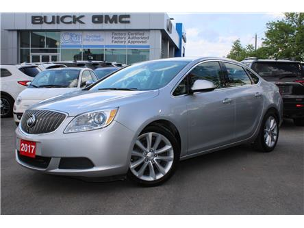 2017 Buick Verano Base (Stk: R12565) in Toronto - Image 1 of 18