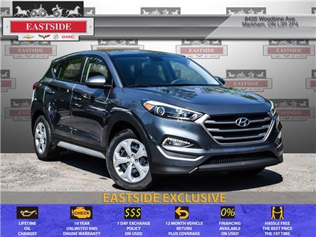 2017 Hyundai Tucson  (Stk: 432423B) in Markham - Image 1 of 9