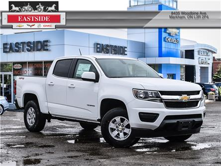 2020 Chevrolet Colorado WT (Stk: L1192140) in Markham - Image 1 of 18