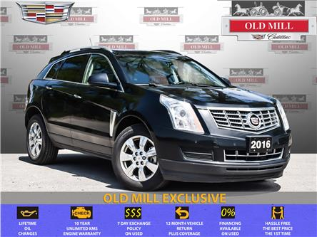 2016 Cadillac SRX Luxury Collection (Stk: 553016U) in Toronto - Image 1 of 26