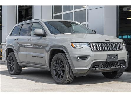 2020 Jeep Grand Cherokee Laredo (Stk: 43605) in Innisfil - Image 1 of 27