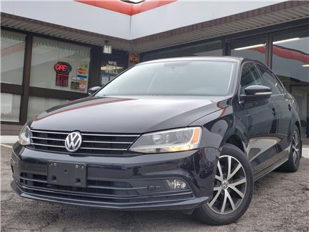 2015 Volkswagen Jetta 1.8 TSI Comfortline (Stk: 2005128) in Waterloo - Image 1 of 21