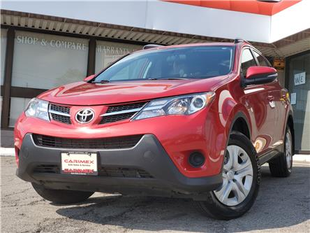 2015 Toyota RAV4 LE (Stk: 1912596) in Waterloo - Image 1 of 25