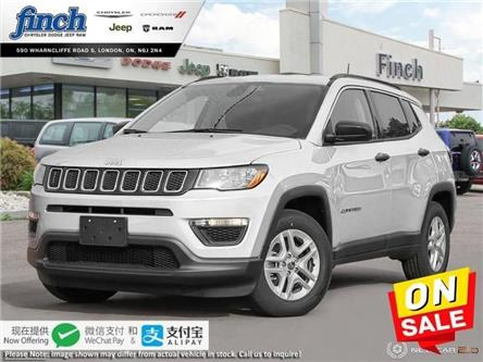 2020 Jeep Compass Sport (Stk: 97358) in London - Image 1 of 24