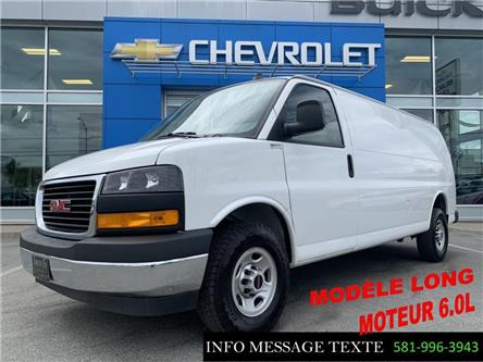 2019 GMC Savana 3500 Work Van (Stk: X8241) in Ste-Marie - Image 1 of 27