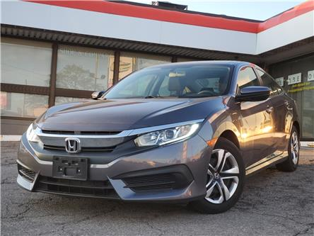 2018 Honda Civic LX (Stk: 2006136) in Waterloo - Image 1 of 18