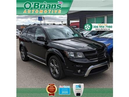 2015 Dodge Journey Crossroad (Stk: 13482A) in Saskatoon - Image 1 of 34