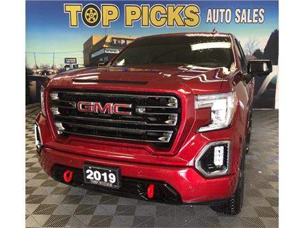 2019 GMC Sierra 1500 AT4 (Stk: 292185) in NORTH BAY - Image 1 of 30