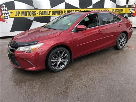 2016 Toyota Camry XSE (Stk: 49344) in Burlington - Image 1 of 26
