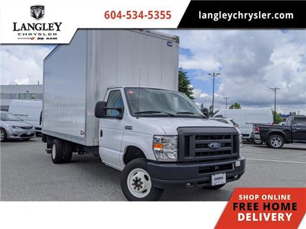 2018 Ford E-450 Cutaway Base (Stk: LC0329) in Surrey - Image 1 of 13