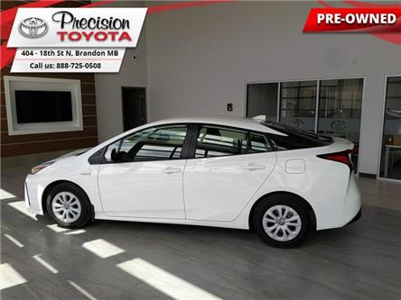 2019 Toyota Prius Base (Stk: 202451) in Brandon - Image 1 of 24