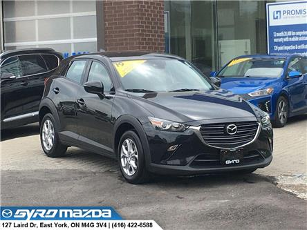 2019 Mazda CX-3 GS (Stk: 29644A) in East York - Image 1 of 29