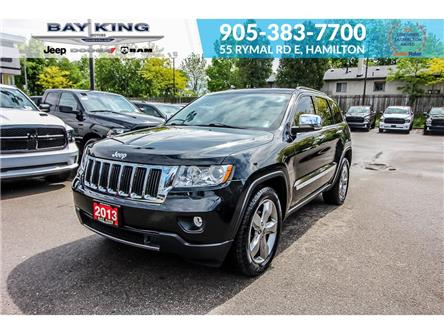 2013 Jeep Grand Cherokee Limited (Stk: 207574A) in Hamilton - Image 1 of 28