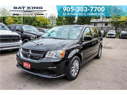 2014 Dodge Grand Caravan SE/SXT (Stk: 193679A) in Hamilton - Image 1 of 22