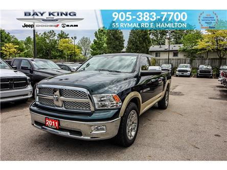 2011 Dodge Ram 1500  (Stk: 197265A) in Hamilton - Image 1 of 23