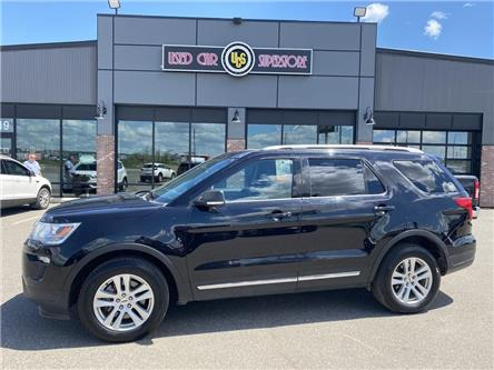 2019 Ford Explorer XLT (Stk: 3766D) in Thunder Bay - Image 1 of 18