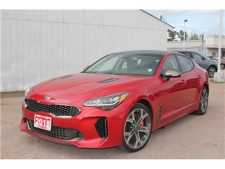 2018 Kia Stinger GT (Stk: P0053) in Petawawa - Image 1 of 29